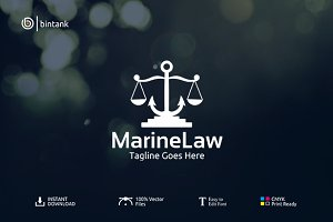 Marine Law Logo