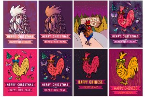 2017 Christmas Graphics Pack I
