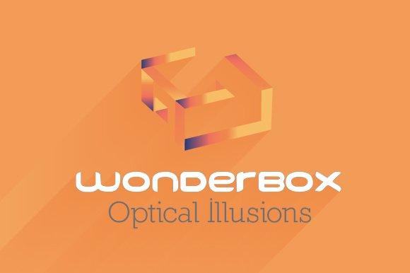 Wonderbox Optical Illusions