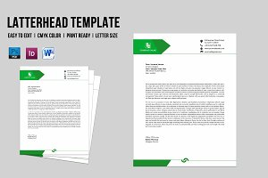 Multipurpose Letterhead Template-V07