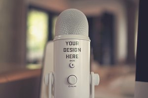 Microphone Mock-up