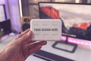 USB Hub Mock-up#1