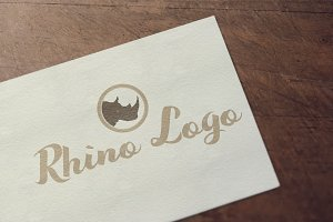 Logo Template Rhinno