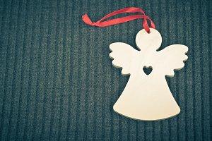 Craft Wooden Angel