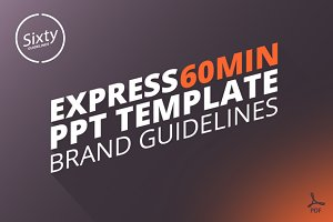 "PowerPoint ""EXPRESS"" template"