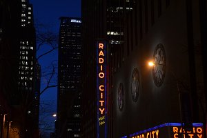 Radio City - New York