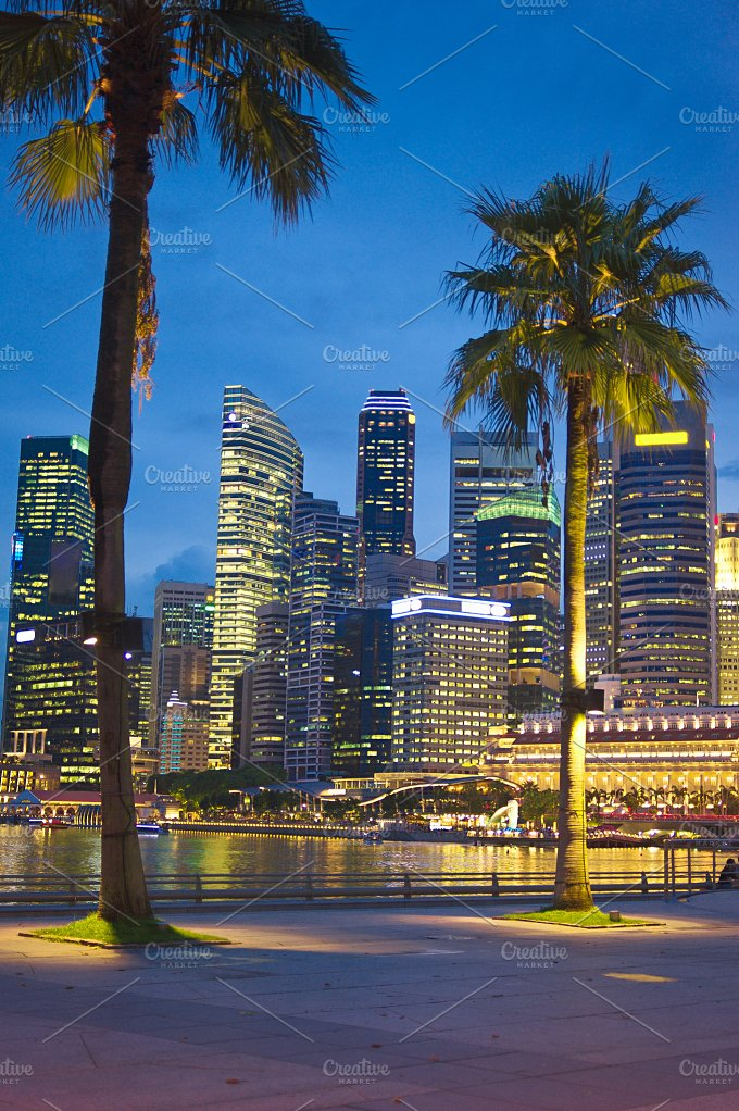 Singapore embankment.jpg - Architecture