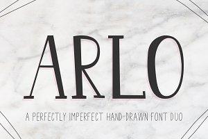 Arlo Font Duo