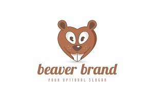 Beaver Love Logo