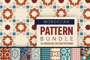 MOROCCAN Pattern Bundle