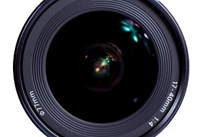 proffessional photo lens