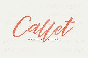 Callet Script