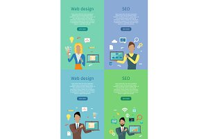 Web Design, SEO
