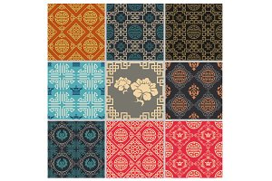 Chinese pattern