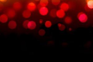 Elegant Bokeh lights