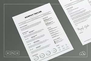 Resume/CV - Murphy