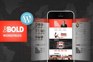 BBold Wordpress Theme