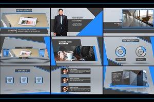 Presentation Pack (After Effect)