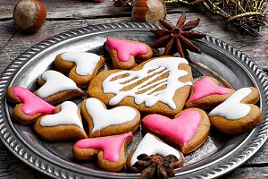 Loved Christmas cookies