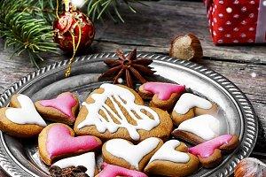 Loved Christmas cookies