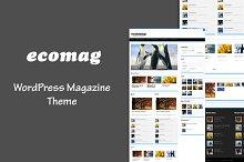 EcoMag – WordPress Magazine Theme