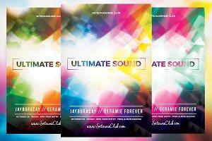 Ultimate Sound Flyer