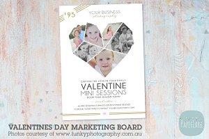 IV006 Valetine Marketing Board