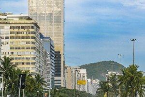 Modern Buildings Rio de Janeiro
