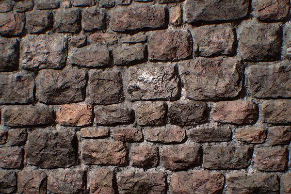 Textures & Material: Sun Studio - Stone Wall tileable texture set