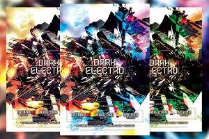 Dark Electro Flyer
