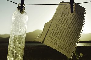 Recycled poetry