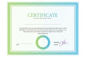 Certificate65