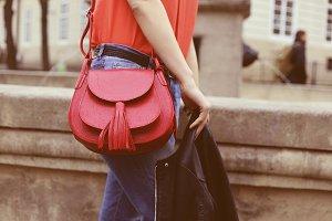 Handbag fashion