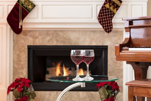 Red Wine for the winter holidays