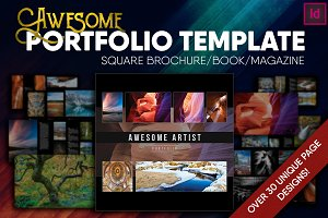 Awesome Portfolio Template