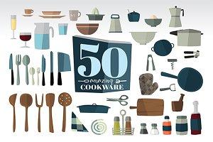 50 amazing Cookware