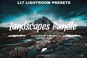Landscape Lightroom Preset Bundle