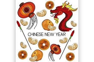 symbols of Chinese New Year