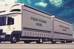 Truck/Camion Mock-up#2