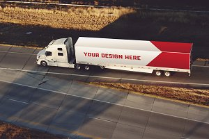 Truck/Camion Mock-up#3