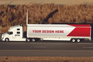 Truck/Camion Mock-up#6
