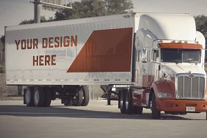 Truck/Camion Mock-up#10