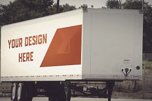 Truck/Camion Mock-up#14