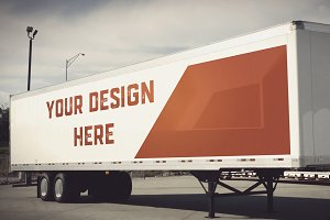 Truck/Camion Mock-up#16