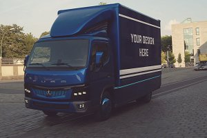 Truck/Camion Mock-up#31
