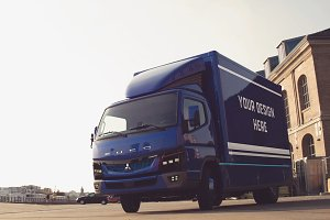 Truck/Camion Mock-up#33