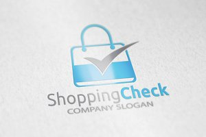 Shopping Check Logo
