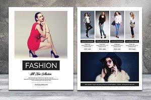 Product Promotion Flyer -V458