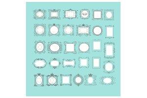 Frames Set 1