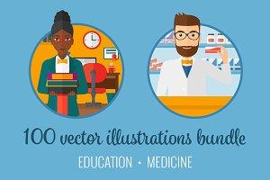 Education and medicine bundle